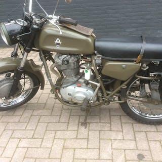 Condor - A 350 - Ducati OHC - 350 cc - 1977