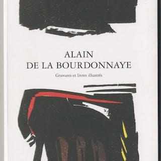 Alain de la Bourdonnaye / Christine Martinent - Gravures...