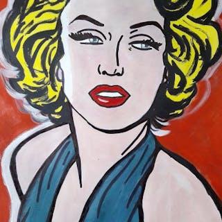 Manolo Ibáñez - Marilyn Monroe