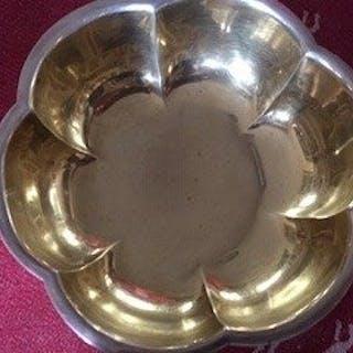 Bowl (1) - .800 (19.2 kt) gold - Bulgari - Italy - Years ' 80
