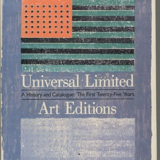 Esther Sparks - Universal Limited Art Editions