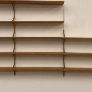 Bruno Mathsson - Bruno Mathsson International - Bookcase - Mi 1050