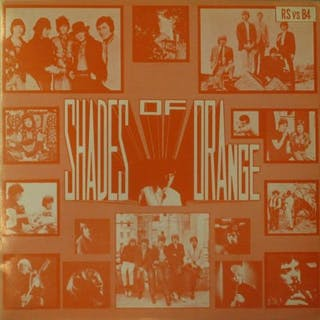 Rolling Stones - Shades Of Orange 1LP - LP album - 1972