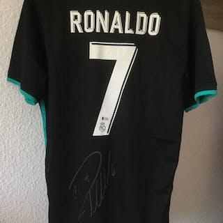 2cba3a95 Real Madrid - Liga Española de fútbol - Cristiano Ronaldo - Camiseta(s)
