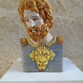 Statuetta/e - Ceramica