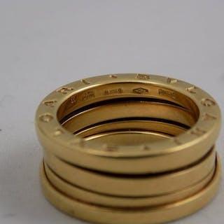 Bvlgari - 18 kt. Yellow gold - Ring