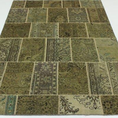 Patchwork - Teppich - 300 cm - 202 cm