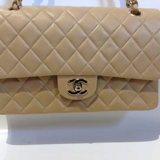 7e11218e35 Chanel - Timeless quilted classic double flap Crossbody bag