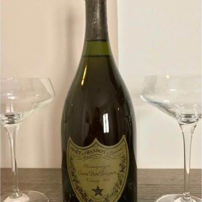 1973 Dom Pérignon Vintage - Champagne Brut - 1 Bottle (0.75L)