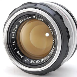 Nikon Nikkor S 50mm F1.4 Ai Converted From Japan 769