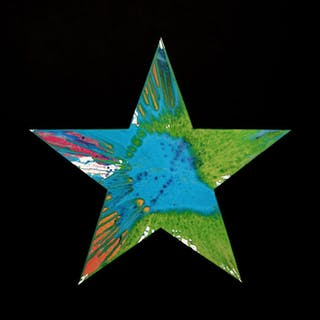 Damien Hirst - Star (created at Damien Hirst Workshop)