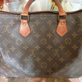 fdc077eb3b5d3 Louis Vuitton - Speedy 30 vintage Handbag – Current sales – Barnebys.com