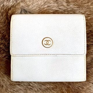 Chanel - two faces short wallet Wallet