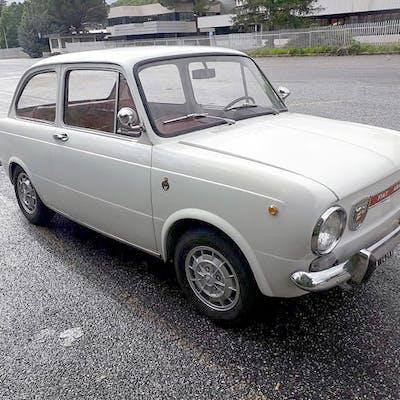 Abarth - 850 OT berlina - 1966
