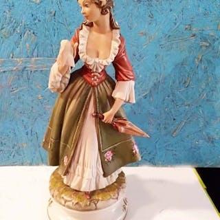 Bedin - scultura porcellana (1) - porcellana