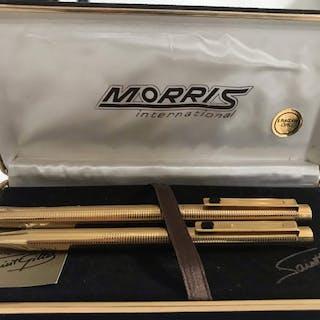 morris - Penna stilografica - Collezione completa di 2