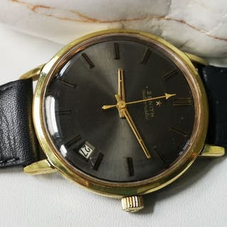 Zenith - Rare Oversize cal.2542 PC Watch - Men - 1960-1969