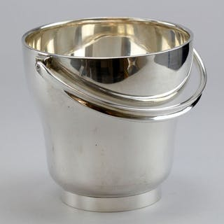 Ice Bucket - Silverplate - U.K. - mid 20th century