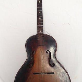 Carassiti - Genova - Chitarra classica - Italia - 1939