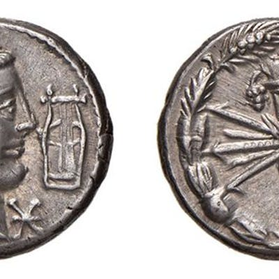 Repubblica romana - Denario (AR)