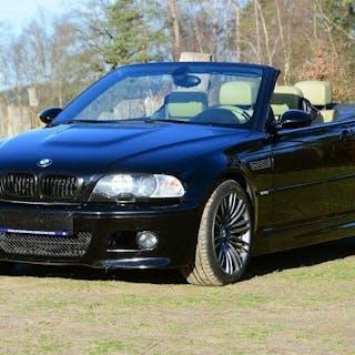 BMW - M3 Cabriolet Individual Vollausstattung - 2002