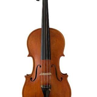 Claudio Perversi Liutaio, Milano - Fiddle - Italy - 1979