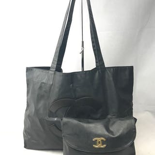 8279fe6effafe3 Chanel Tote bag – Current sales – Barnebys.com