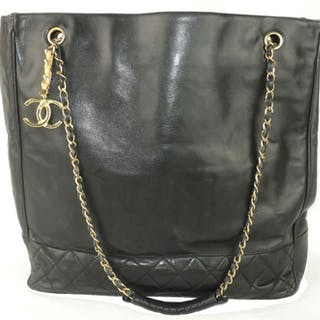 11a0c1ad1edc6e Chanel Vintage Quilted Shoulder Bag – Current sales – Barnebys.com