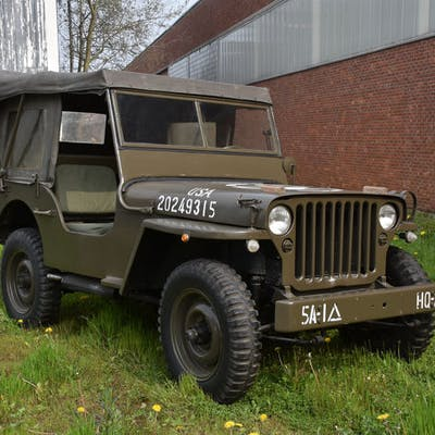 Willys - Willys MB - 1944