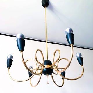 Unknown designer  - Inconnu - Lustre, Plafonnier, Suspension