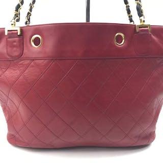 9e35c5835b94 Chanel Tote bag – Current sales – Barnebys.com