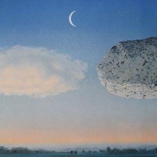 René Magritte (naar)- La Bataille de L' Argonne