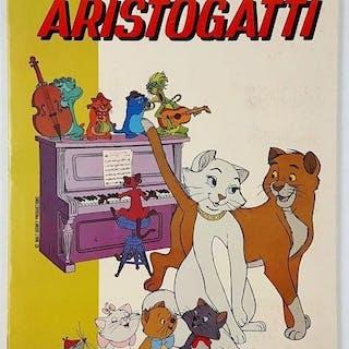 Walt Disney - Gli Aristogatti - Album di Figurine Completo