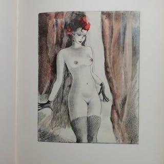 Pierre Louys, Mariette Lydis - Romans et Nouvelles - 1934