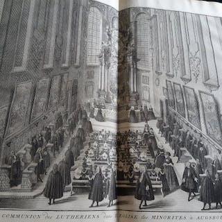 Bernard Picard - Ceremonies et coutumes religieuses - 1733