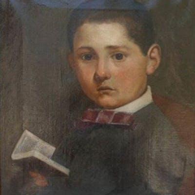 Scuola Italiana - Giovane Fanciullo