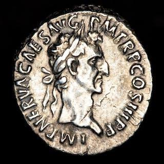 Imperio Romano - Denarius - Nerva (96-98 A.d.) Rome mint - FORTVNA AVGVST