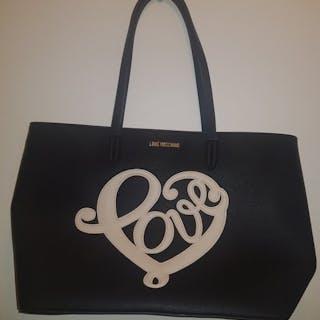 0f0a60cab Moschino Love - love Moschino Handbag