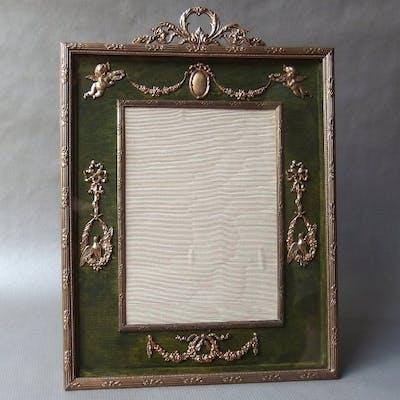 Cadre photo 30x22cm - Style Louis XVI