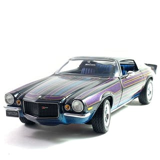Franklin Mint - 1:18 - 1970 Camaro Z/28 Custome Signature...