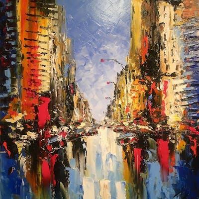 Laurent PATE - Canada 's Avenue New York