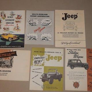 Brochures / Catalogues - Jeep