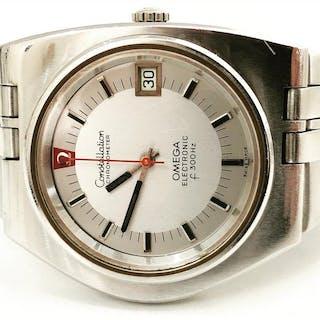 Omega - f300 hz D shape constellation chronometer - 198.0004 - Men - 1970-1979