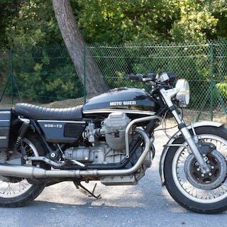 Moto Guzzi - T3 - 850 cc - 1976