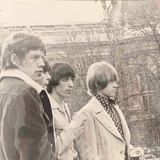 Jean Louis Rancurel (XX)  - The Rolling Stones, Paris, 1963