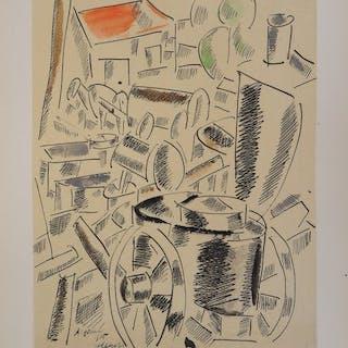 Fernand Léger- Ravitaillement