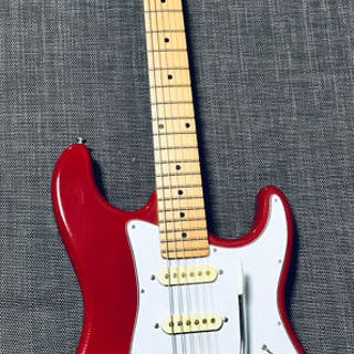 Vintage Applause by Ovation- Stratocaster - Electric guitar - South Korea - 1976