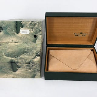 Rolex - 16600 - Men - 1980-1989