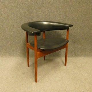 Rudolf Wolf - Gaasbeek en Van Tiel - Design chair - Meander serie
