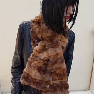 G. & M. FURS   (made in italy) Sciarpa